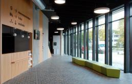inkom receptie entrance office furniture kantoor meubilair vlaams-brabant limburg brussel hasselt schilde GC Werf 44